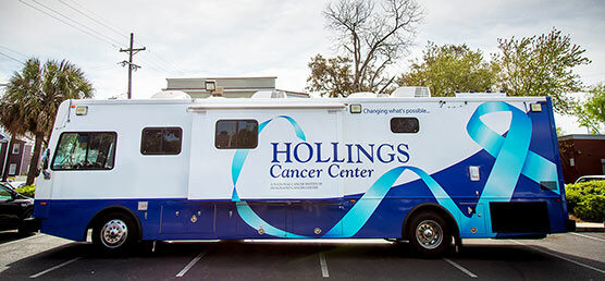MUSC Hollings Cancer Center Mobile Health Unit